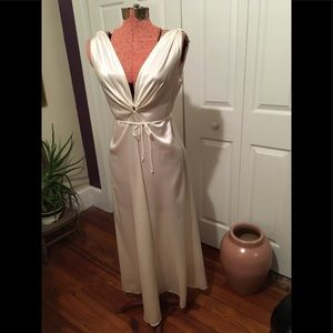 Vintage Claire Sanders for Lucie Ann nightgown